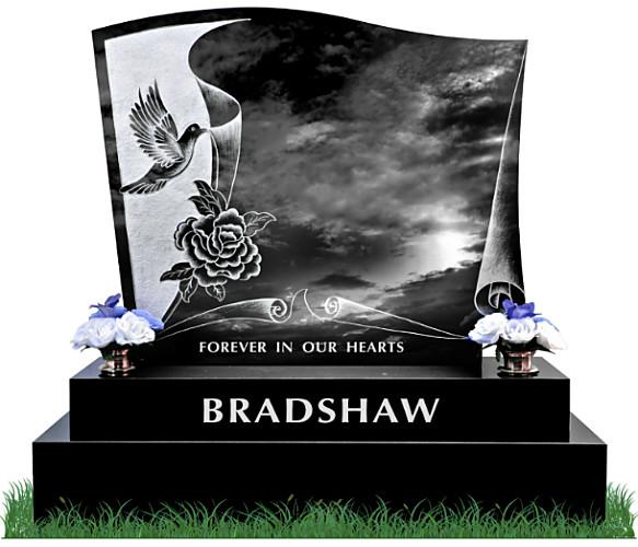 dove gravestones Ireland