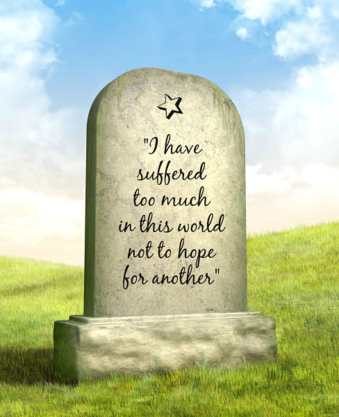 Epitaphs about Life Quotes