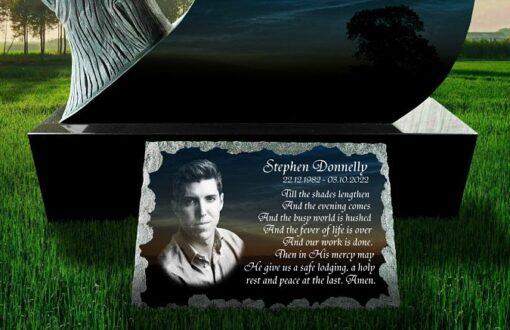 Photo Grave Marker headstones Ireland and the UK