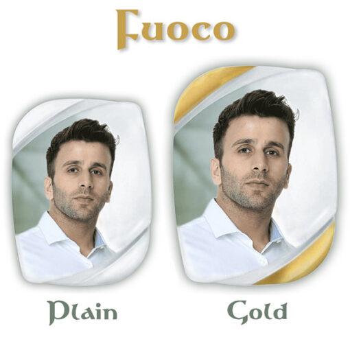Fuoco Gravestone Portrait for a Father or Granda
