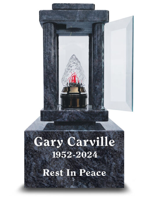 Marble Grave Lanterns with best battery life