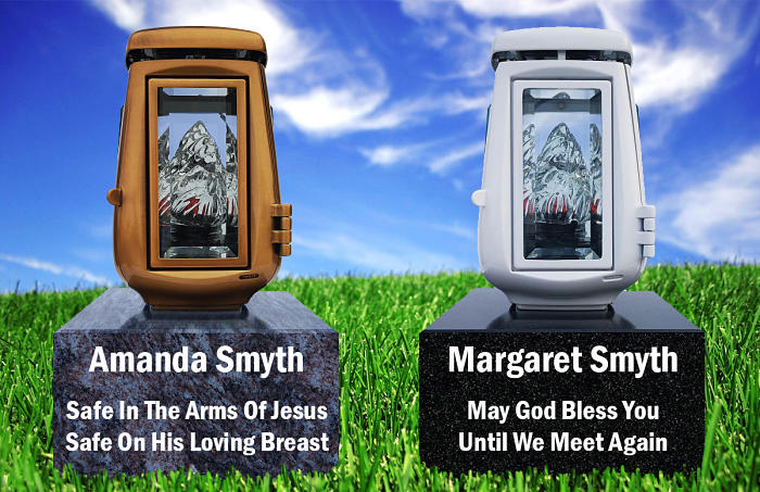 Short Memorial Poems and Verses for Lights for Headstones