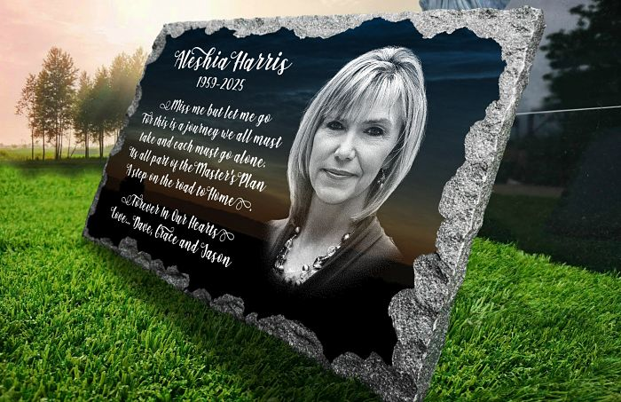 Losing a loved one quote for grave plaques